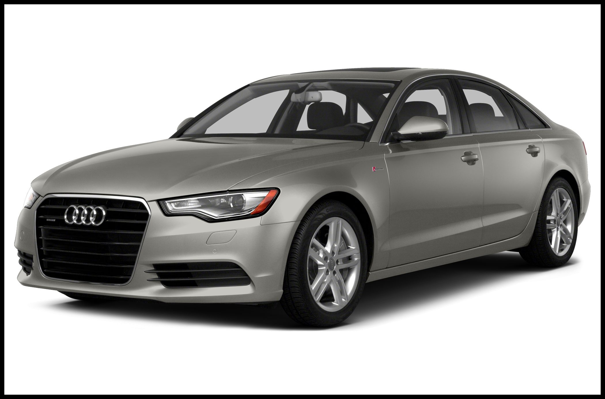 2015 Audi A6 3 0T Premium Plus 4dr All wheel Drive quattro Sedan Safety Features