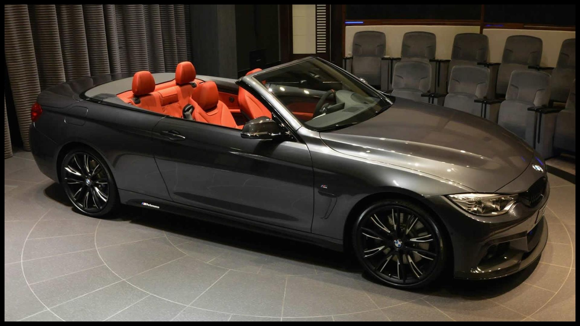 2017 4 Series Convertible Luxury 4 Series Convertible Bmw