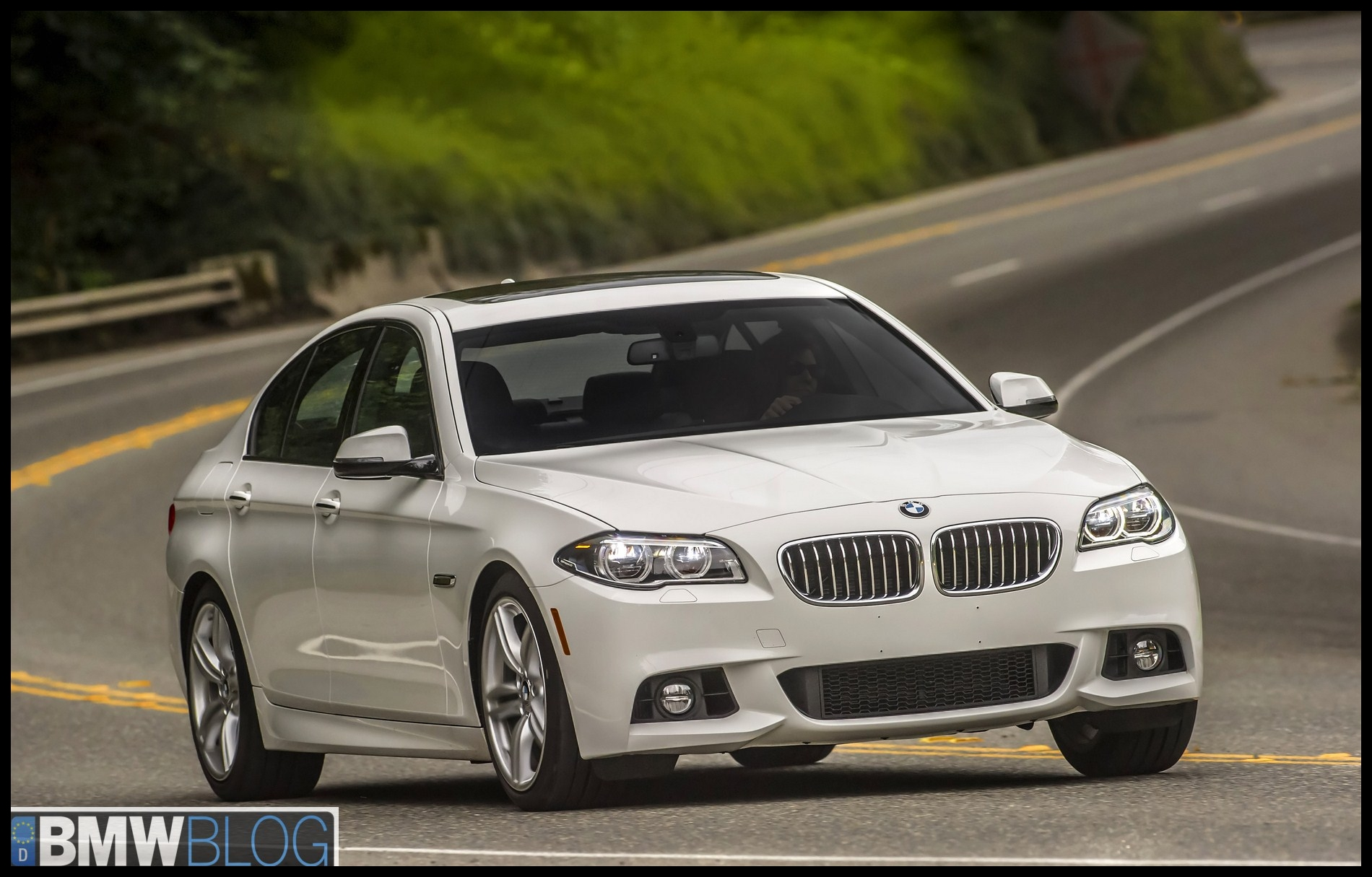 2015 Bmw 550i M Sport Autocar Review Jaguar Xf 3 0d S Vs Bmw 530d