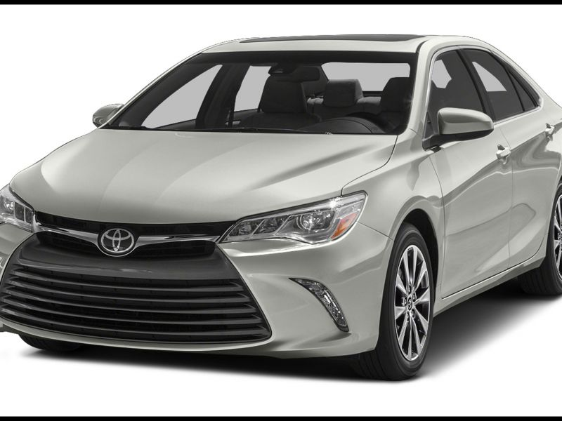 2015 toyota Camry Features