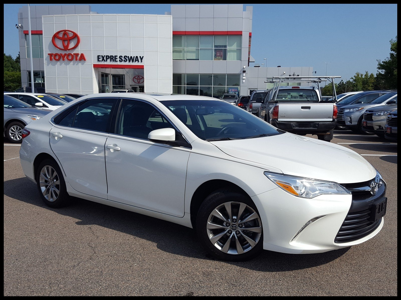 Certified Pre Owned 2015 Toyota Camry XLE