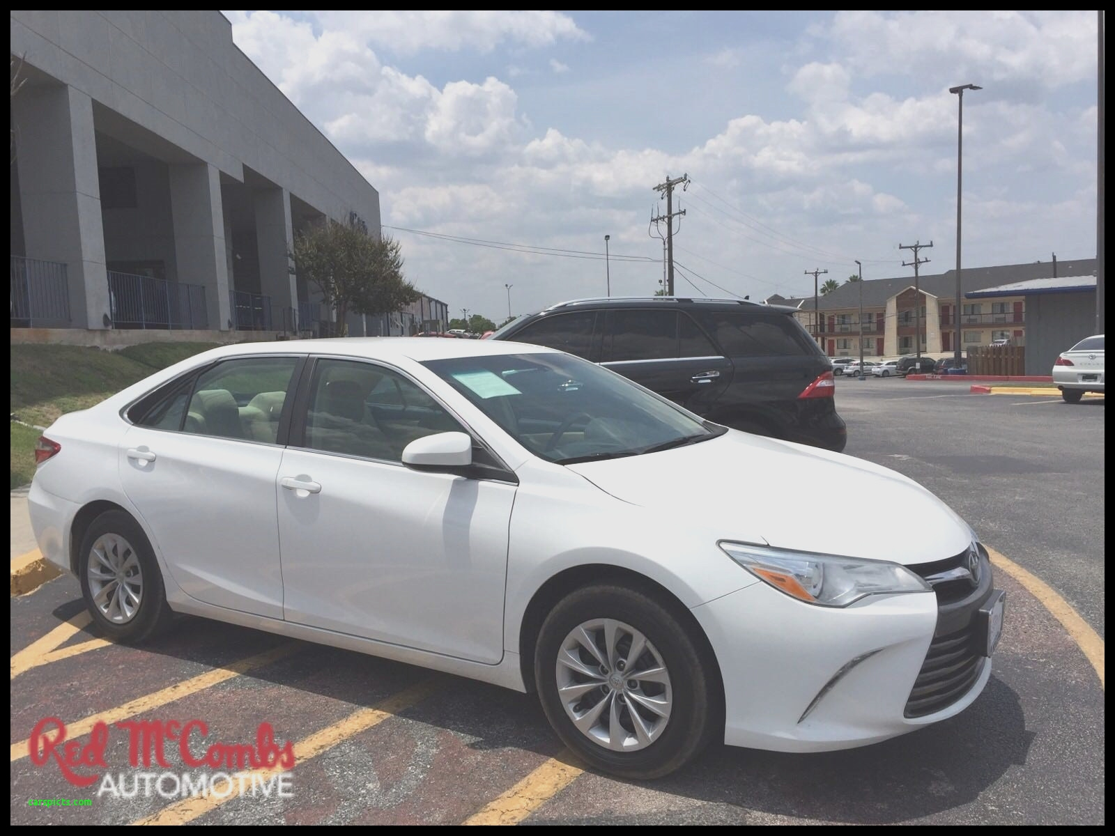 Toyota Camry 2019 Interior Luxury Pre Owned 2015 toyota Camry Le 4dr Car In San Antonio