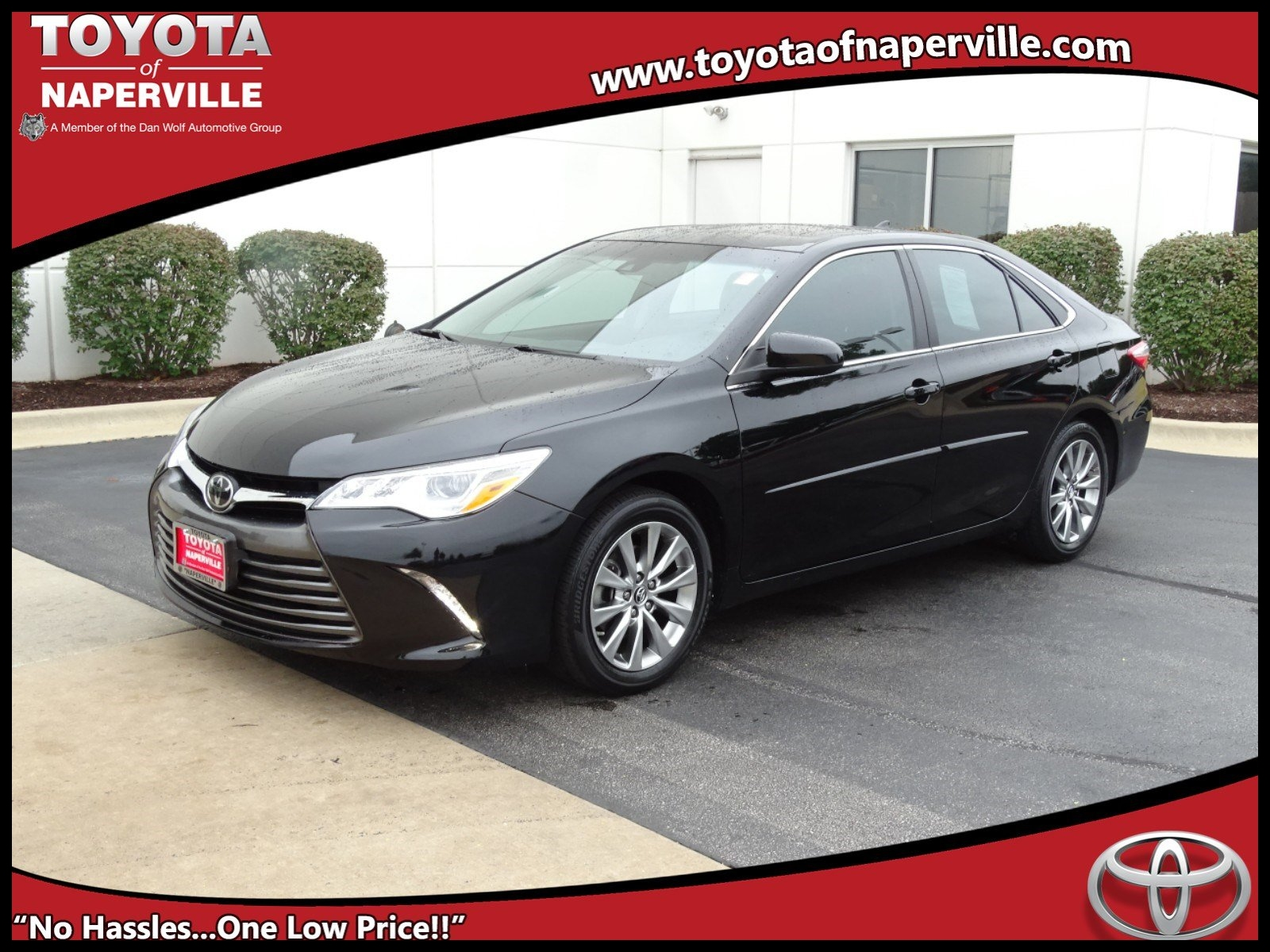 Pre Owned 2015 Toyota Camry XLE