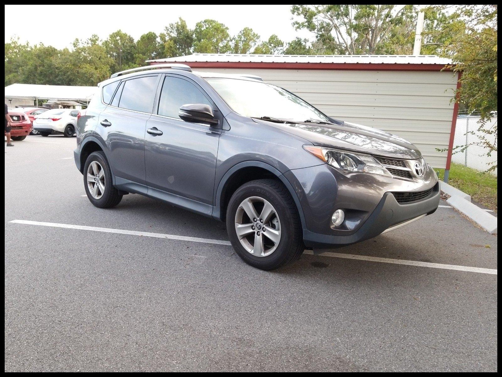 Pre Owned 2015 Toyota RAV4 XLE
