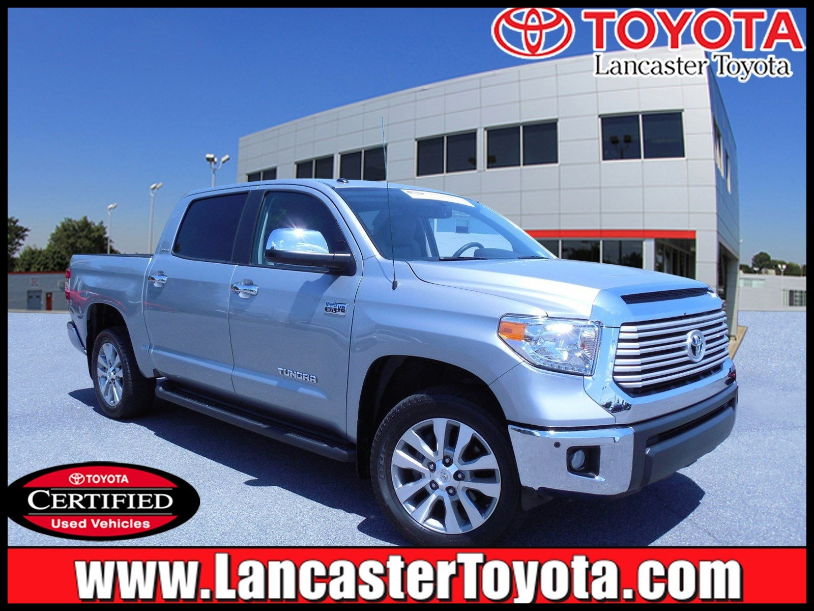 Certified Pre Owned 2015 Toyota Tundra LTD