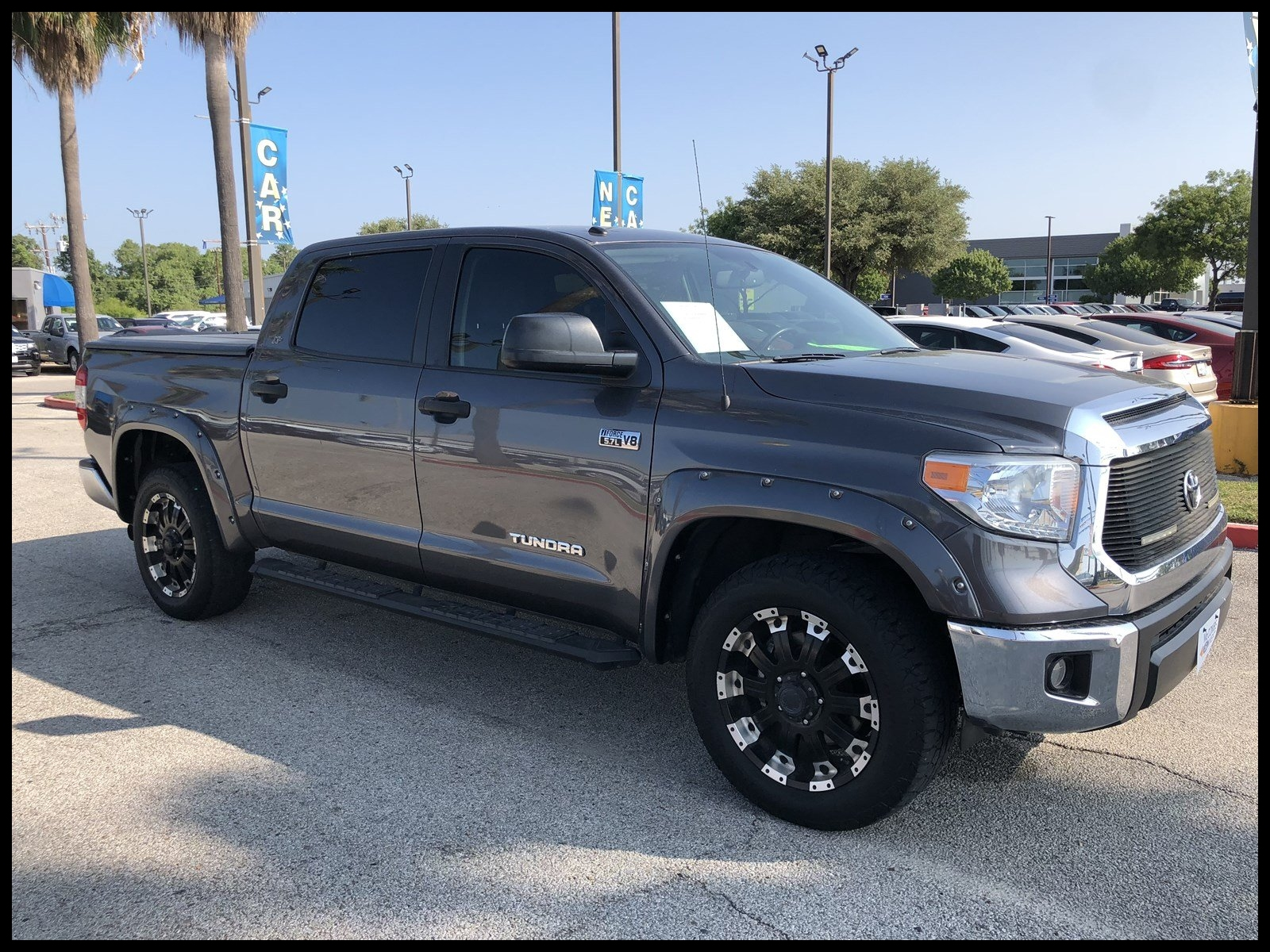 Pre Owned 2015 Toyota Tundra 4WD Truck SR5