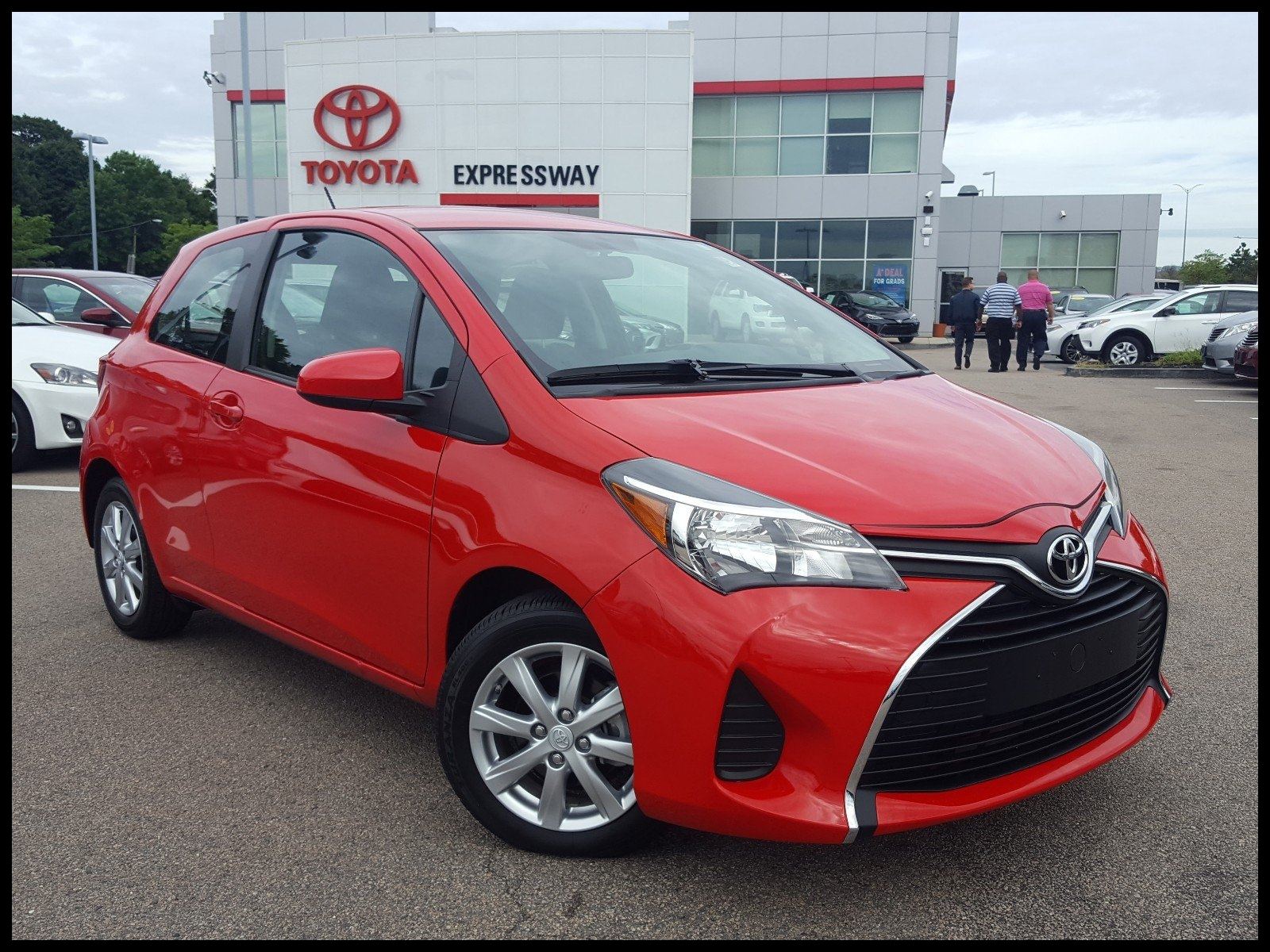 Certified Pre Owned 2015 Toyota Yaris LE