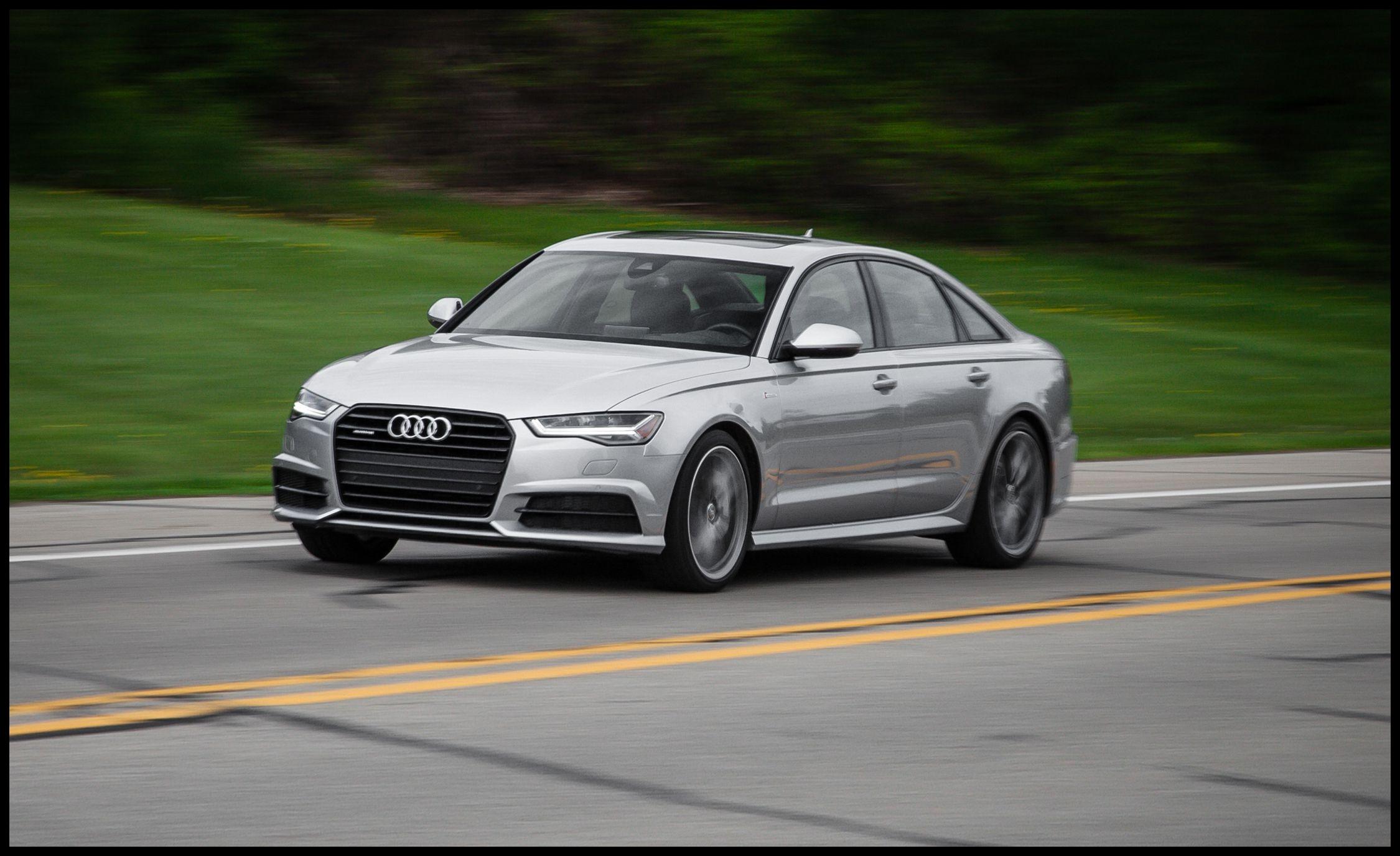 2018 Audi A6 0shares