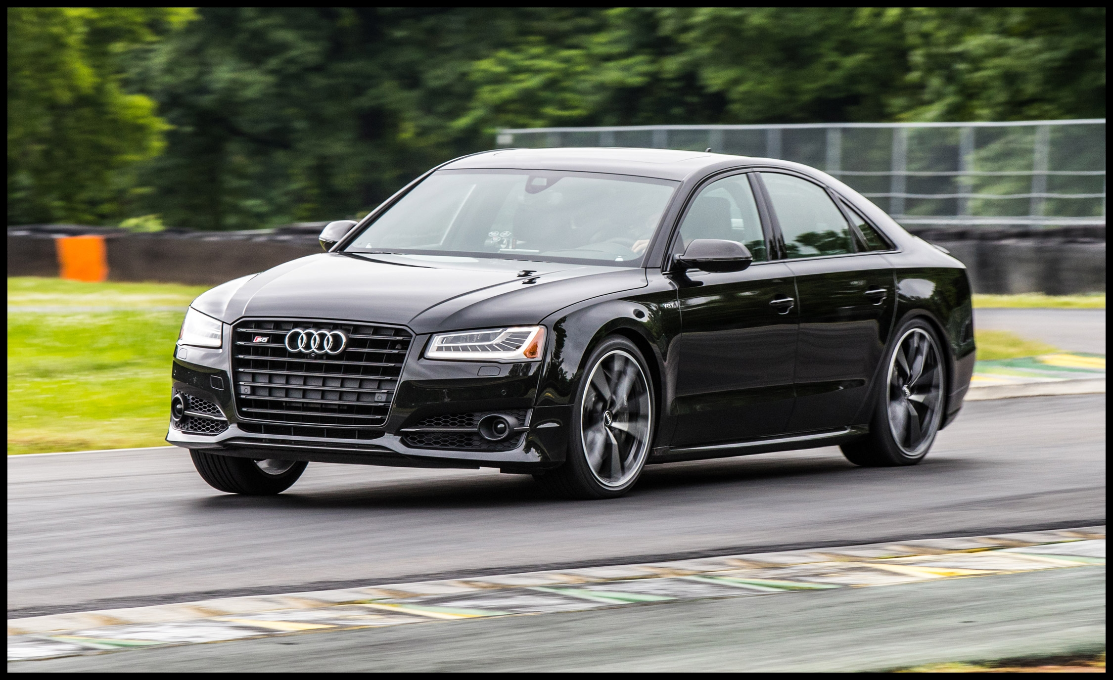audi s8 at lightning lap 2017 feature car and driver photo s original