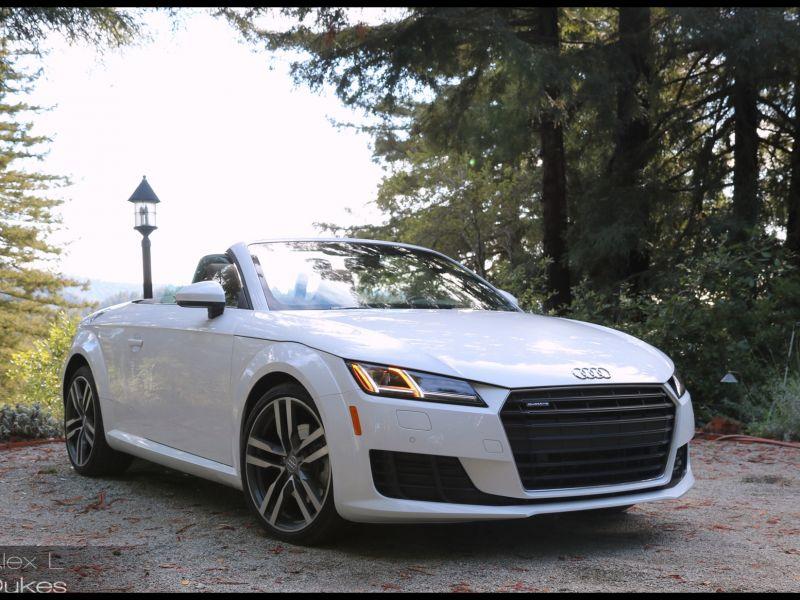 2016 Audi Tt Convertible