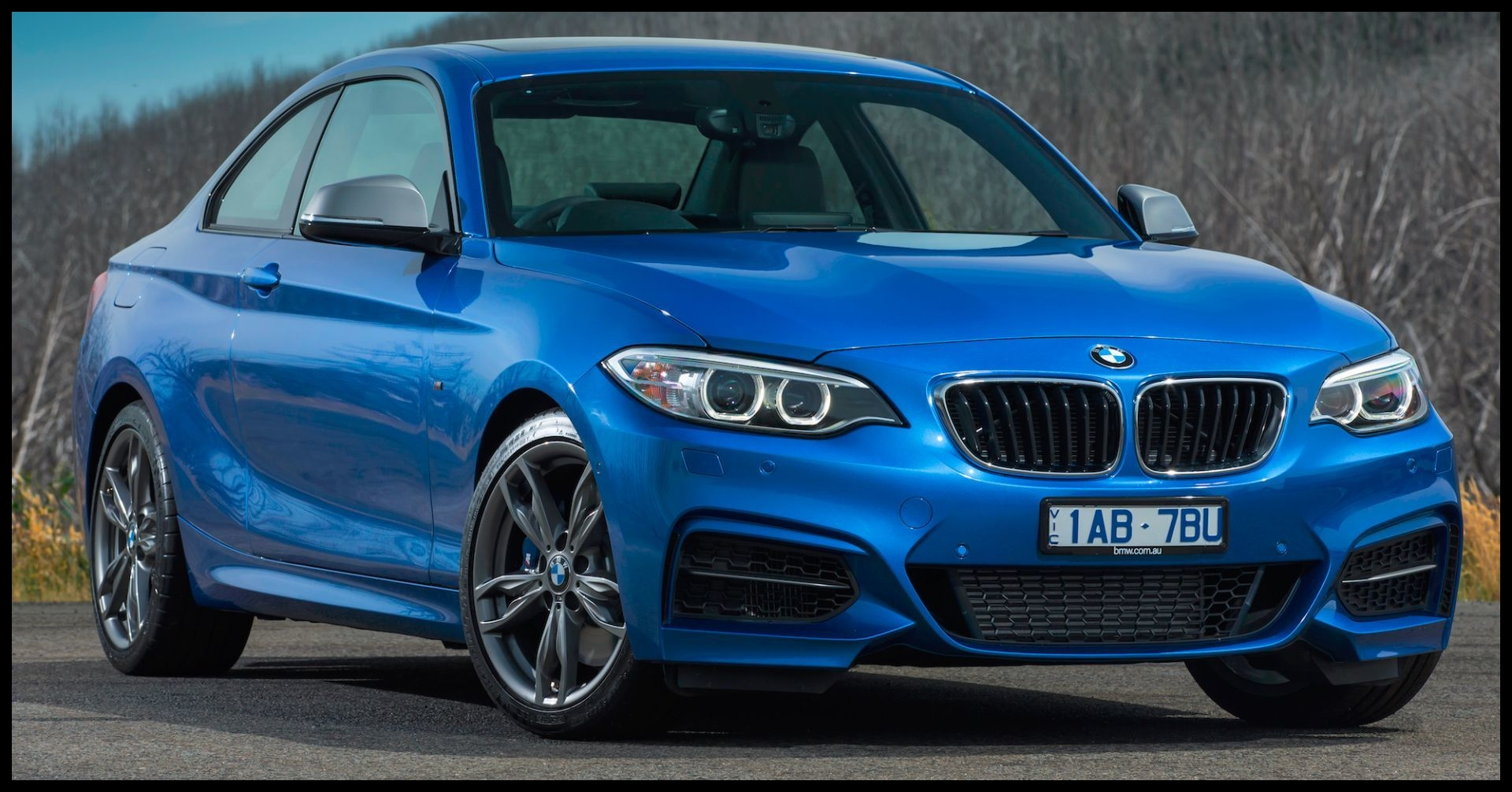 2016 BMW 2 Series the BMW that Does it All More Details