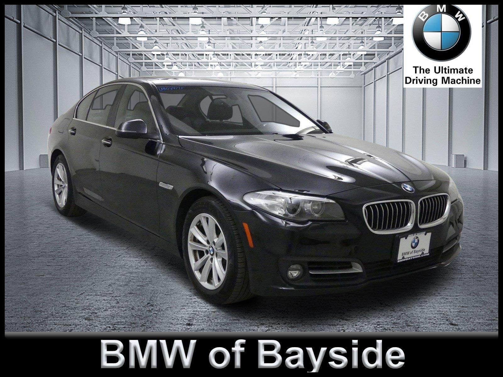 Pre Owned 2016 BMW 5 Series 528i xDrive