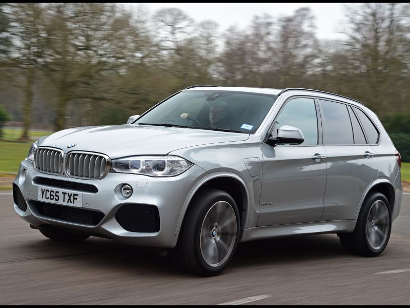 2016 Bmw X5 Xdrive40e Plug In Hybrid