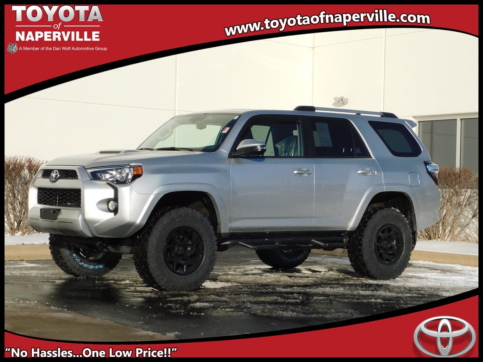 Certified Pre Owned 2016 Toyota 4Runner Trail Premium