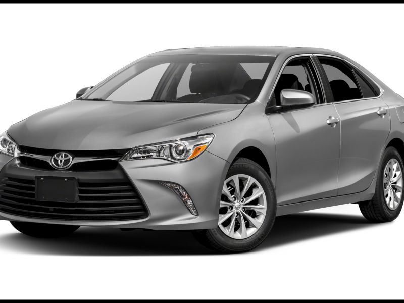 2016 toyota Camry Mpg