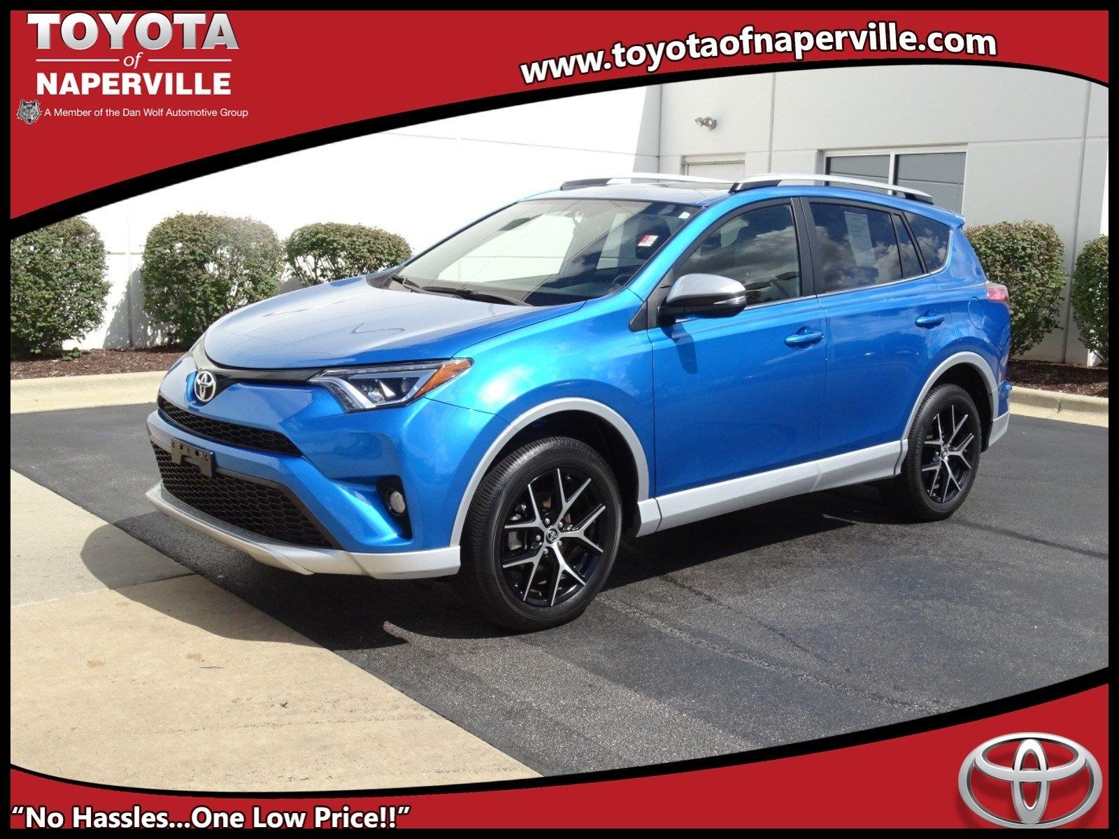 Pre Owned 2016 Toyota RAV4 SE