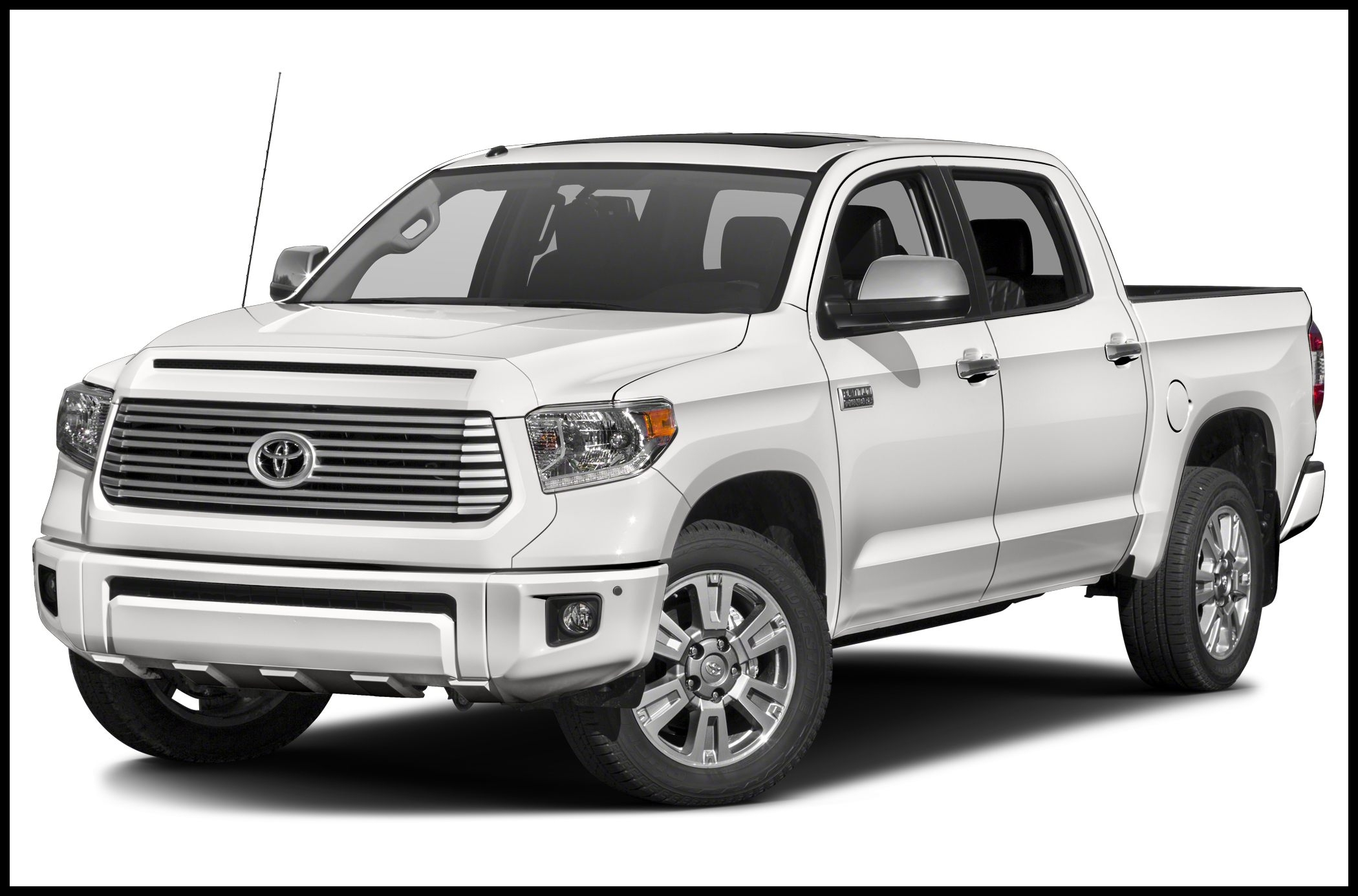 2016 Toyota Tundra Platinum 5 7L V8 4x2 CrewMax 5 6 ft box 145 7 in WB Specs and Prices