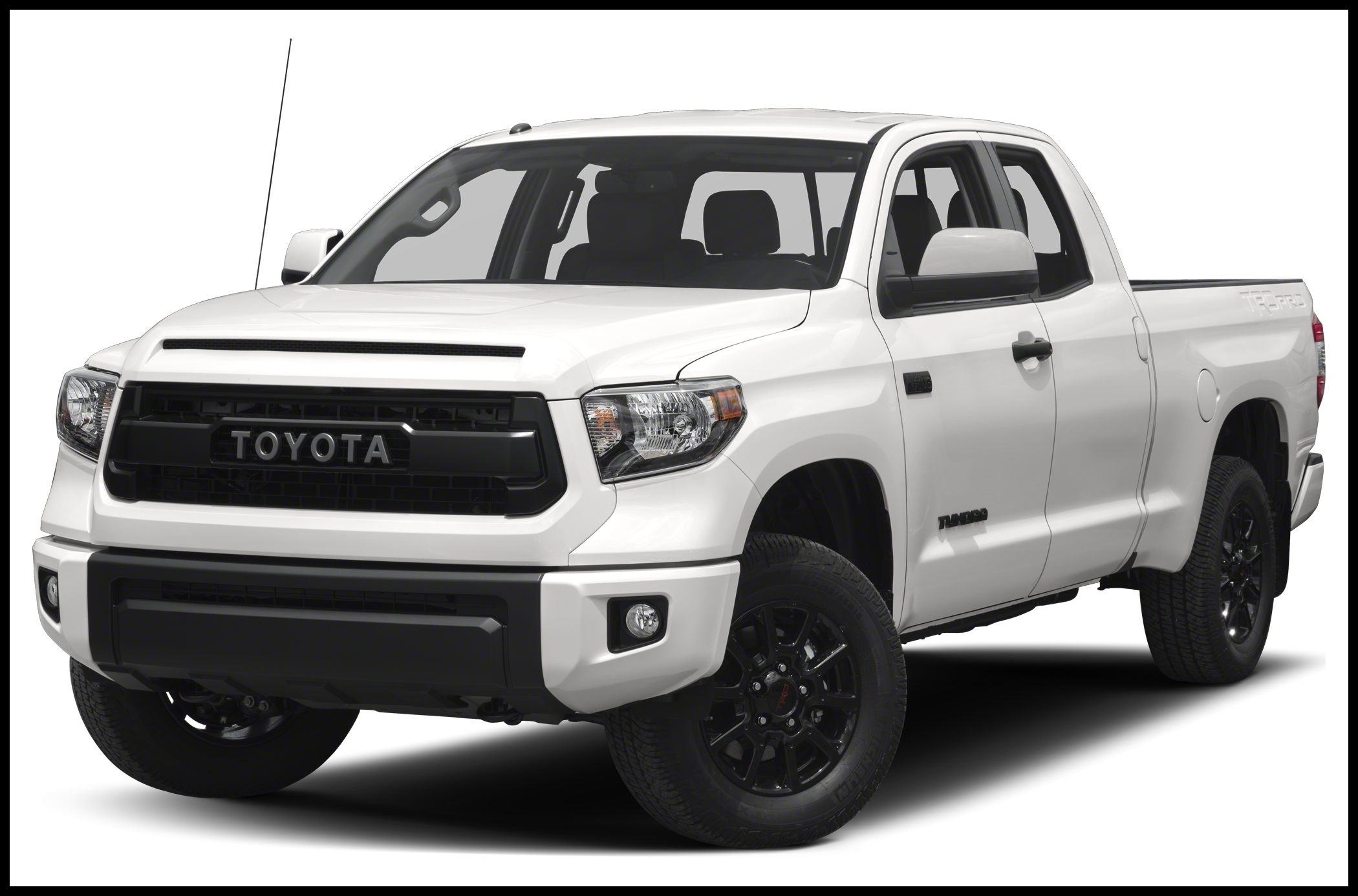 2016 Toyota Tundra TRD Pro 5 7L V8 4x4 Double Cab 6 6 ft box 145 7 in WB Pricing and Options