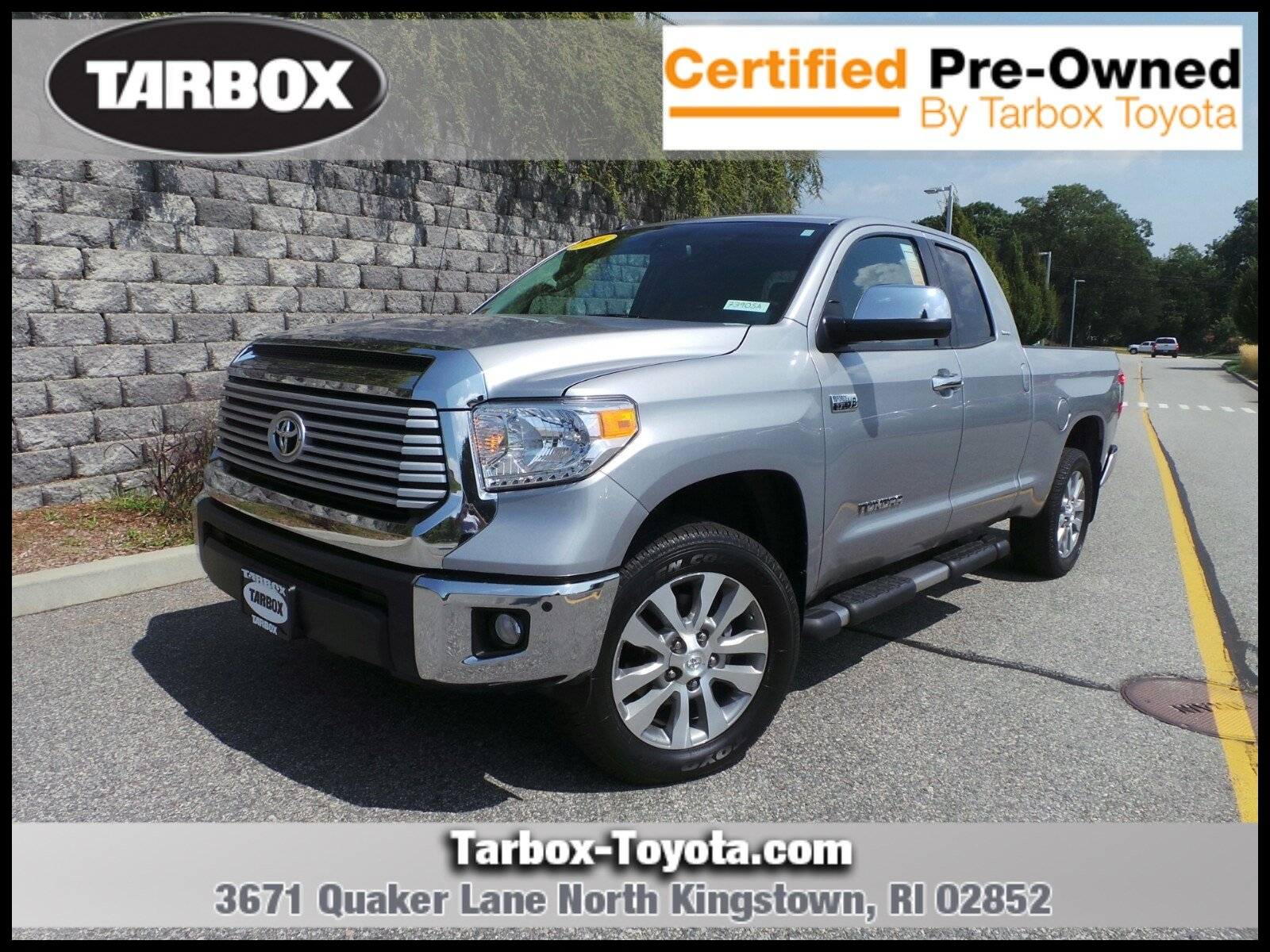 Pre Owned 2016 Toyota Tundra 4WD Truck Limited