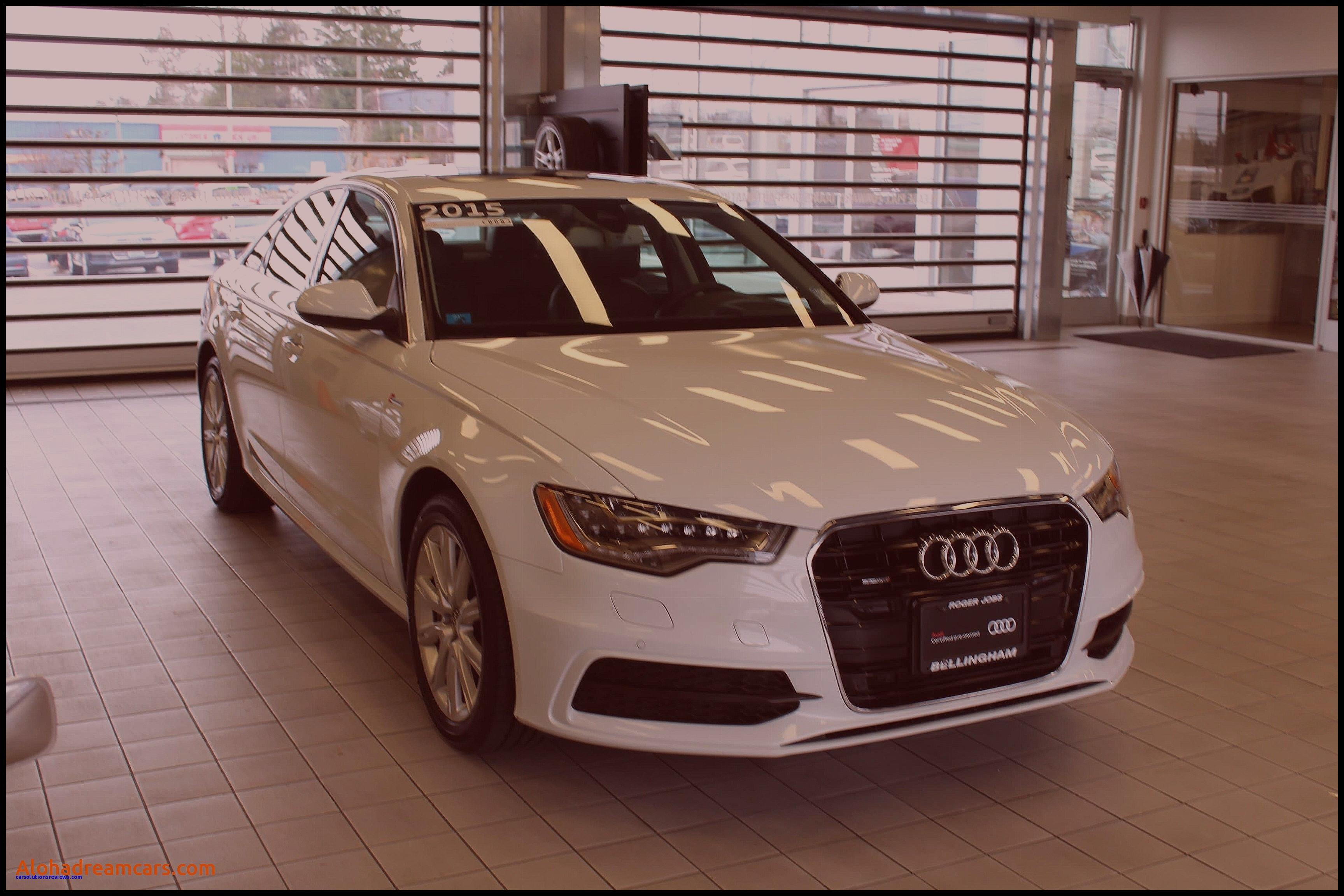 Audi 2019 A7 Interior