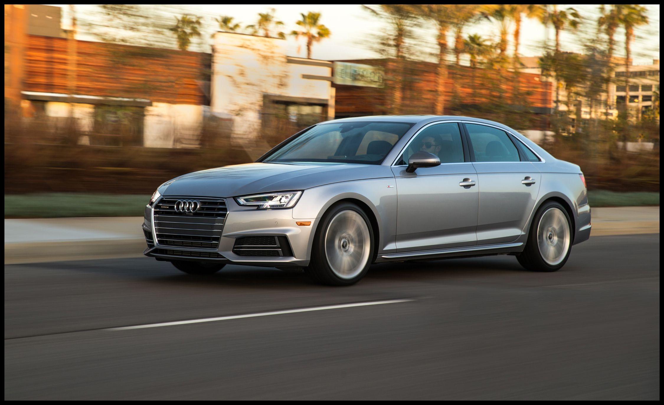 2017 audi a4 in depth model review car and driver photo s original