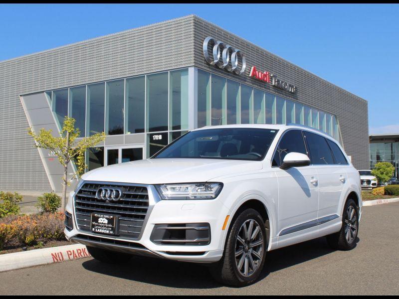 Audi Q7 Premium Plus Vs Prestige 2017