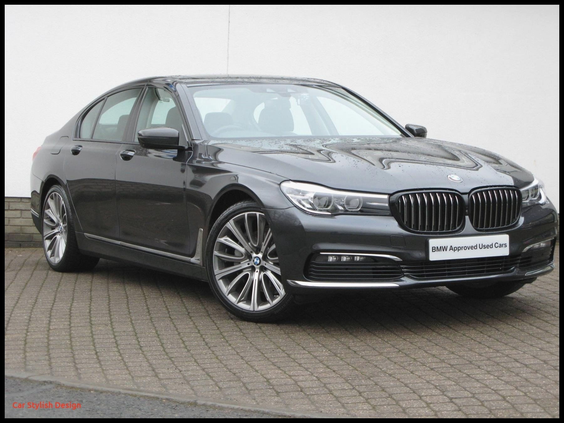 2017 Bmw 3 Series Sedan New Awesome Used 2017 Bmw 7 Series G11 740d Xdrive Saloon