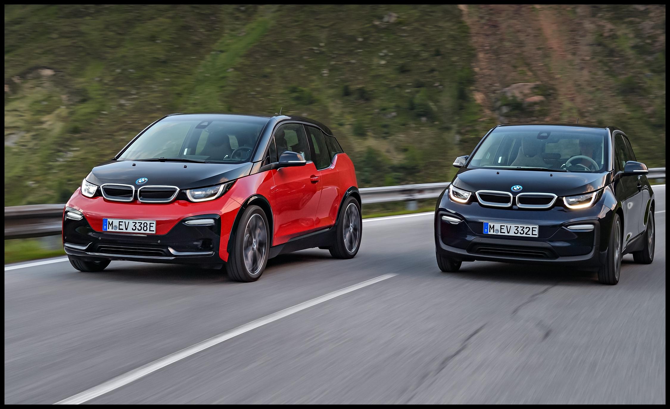 2018 bmw i3 and i3s photos and info news car and driver photo s original