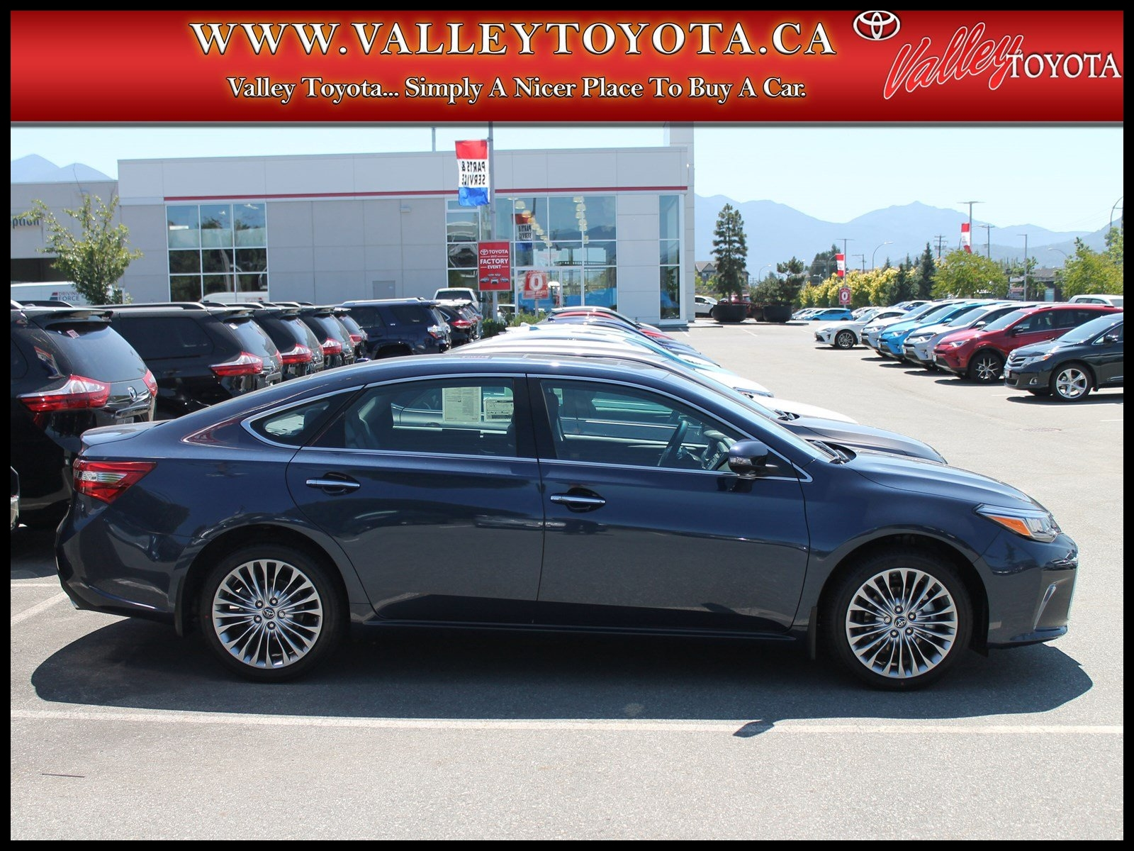 New New 2018 toyota Avalon Limited 4dr Car In Chilliwack Bb Price