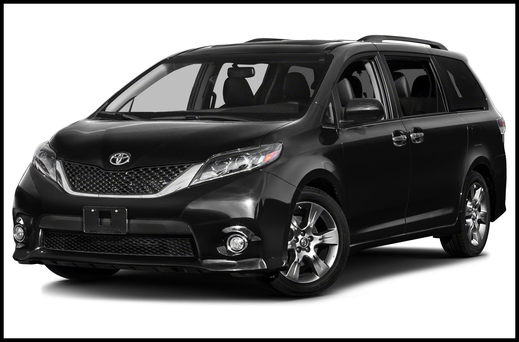 2017 Toyota Sienna SE Premium 8 Passenger 4dr Front wheel Drive Passenger Van Specs and Prices