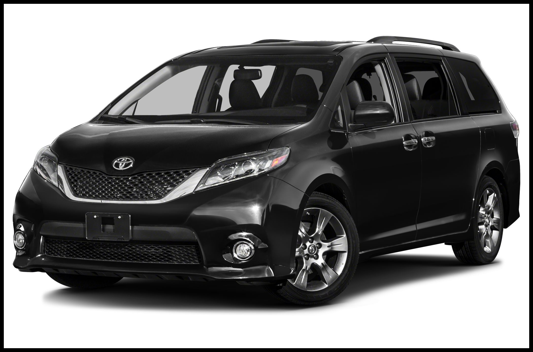 2017 Toyota Sienna SE Premium 8 Passenger 4dr Front wheel Drive Passenger Van Specs and Prices
