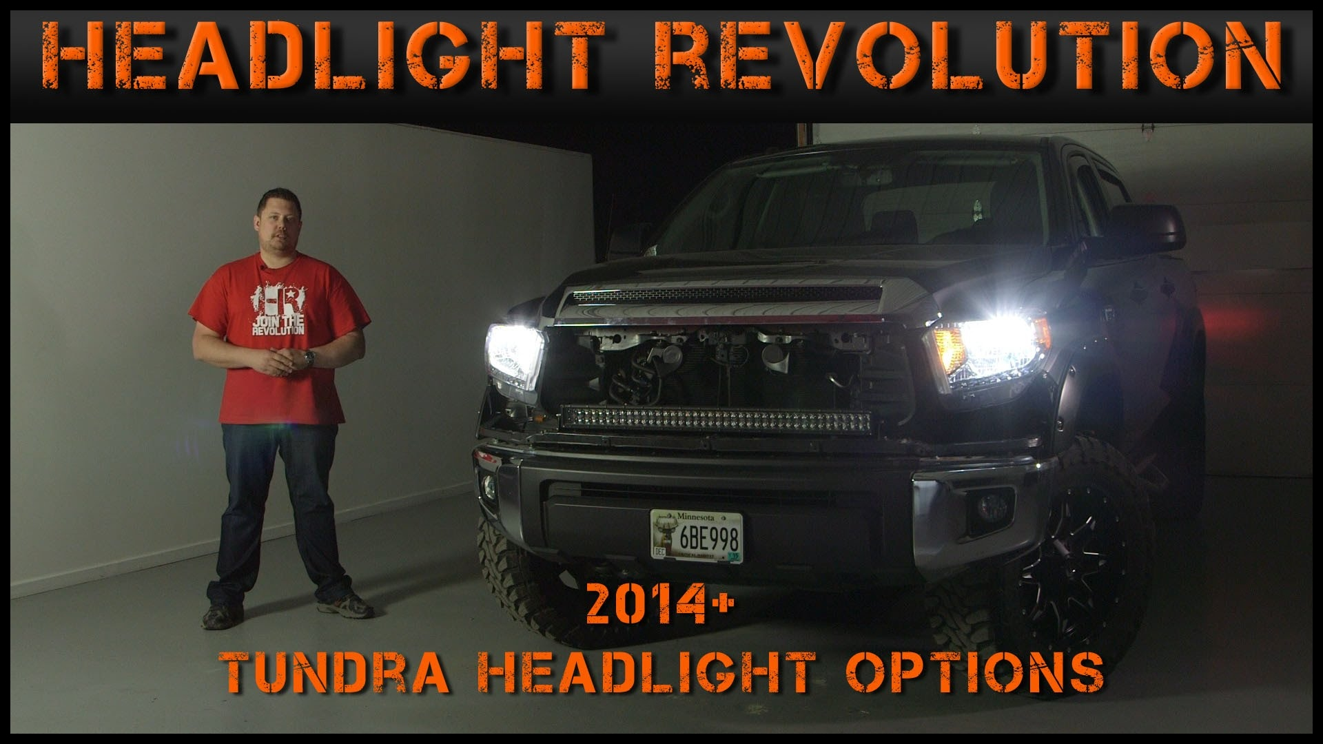 2014 2017 Toyota Tundra Headlight Options Tundra Video Series 6