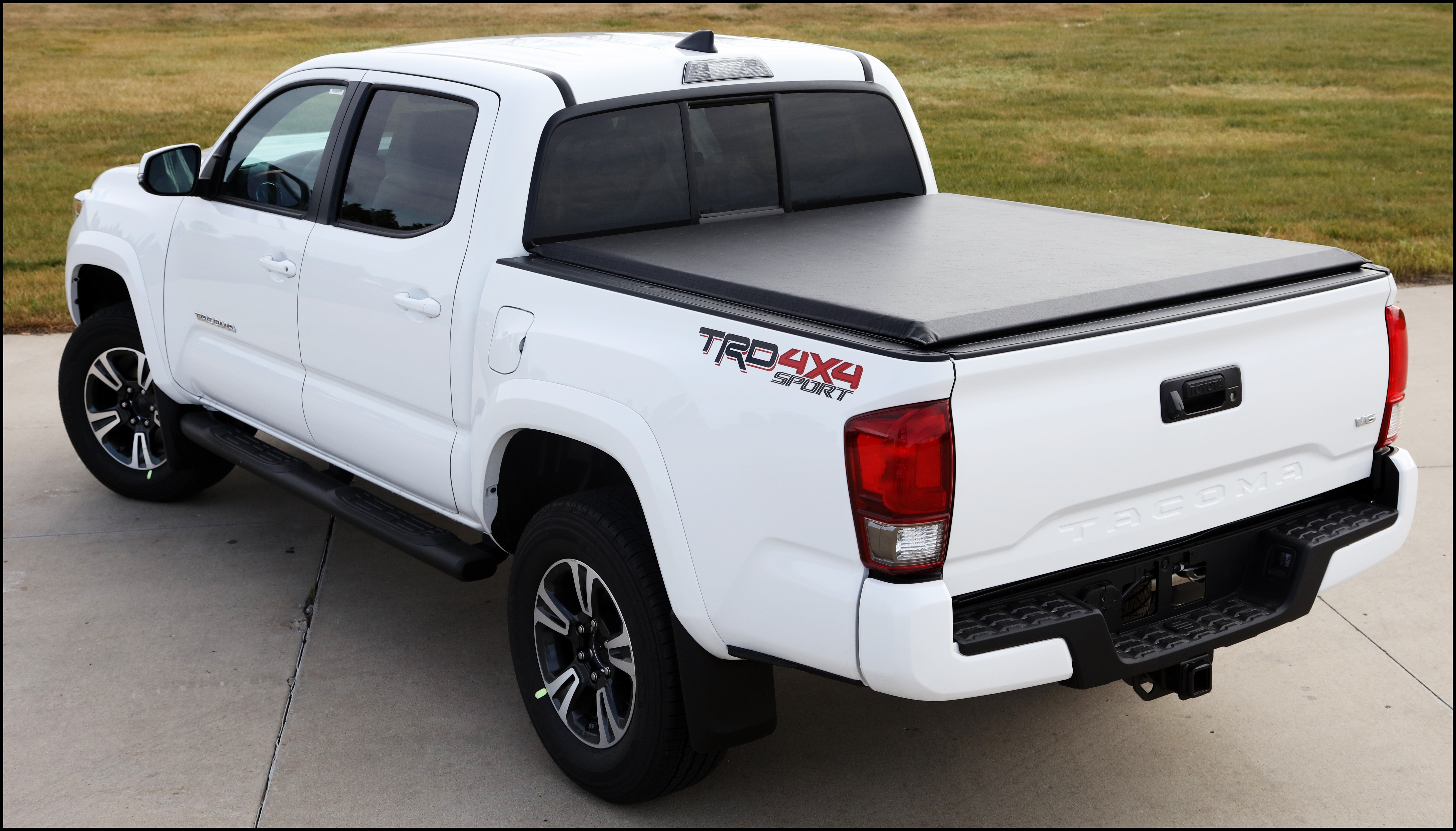 Have you considered ordering an aftermarket tonneau cover I d be happy to hook you up