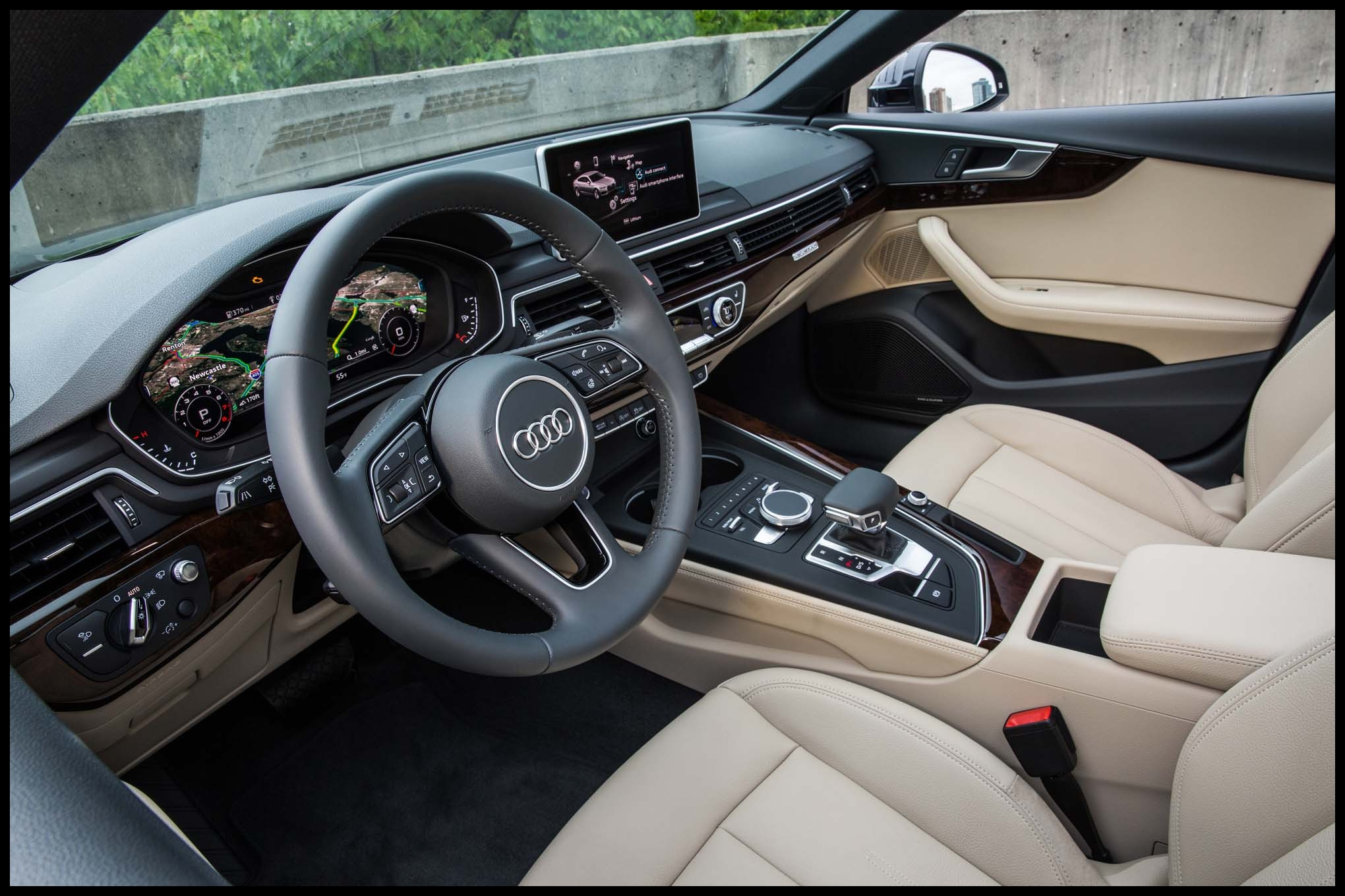 2018 Audi A5 Sportback Beautiful Audi Premium Plus Vs Prestige