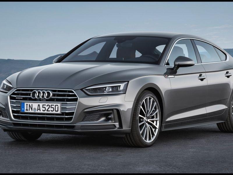 2018 Audi A5 Sportback Release Date