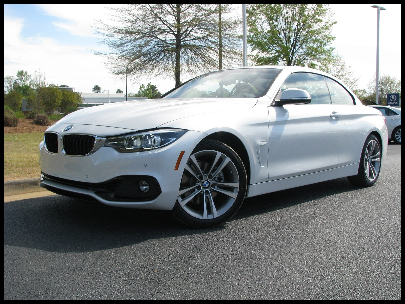 Bmw 4 Series Hardtop Convertible New 2018 Bmw 4 Series 430i Convertible In Columbus