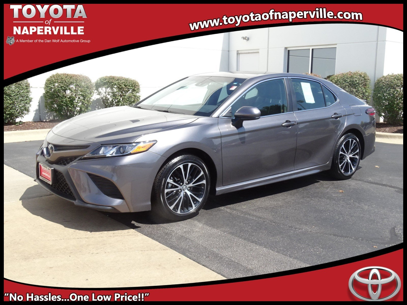 Pre Owned 2018 Toyota Camry SE