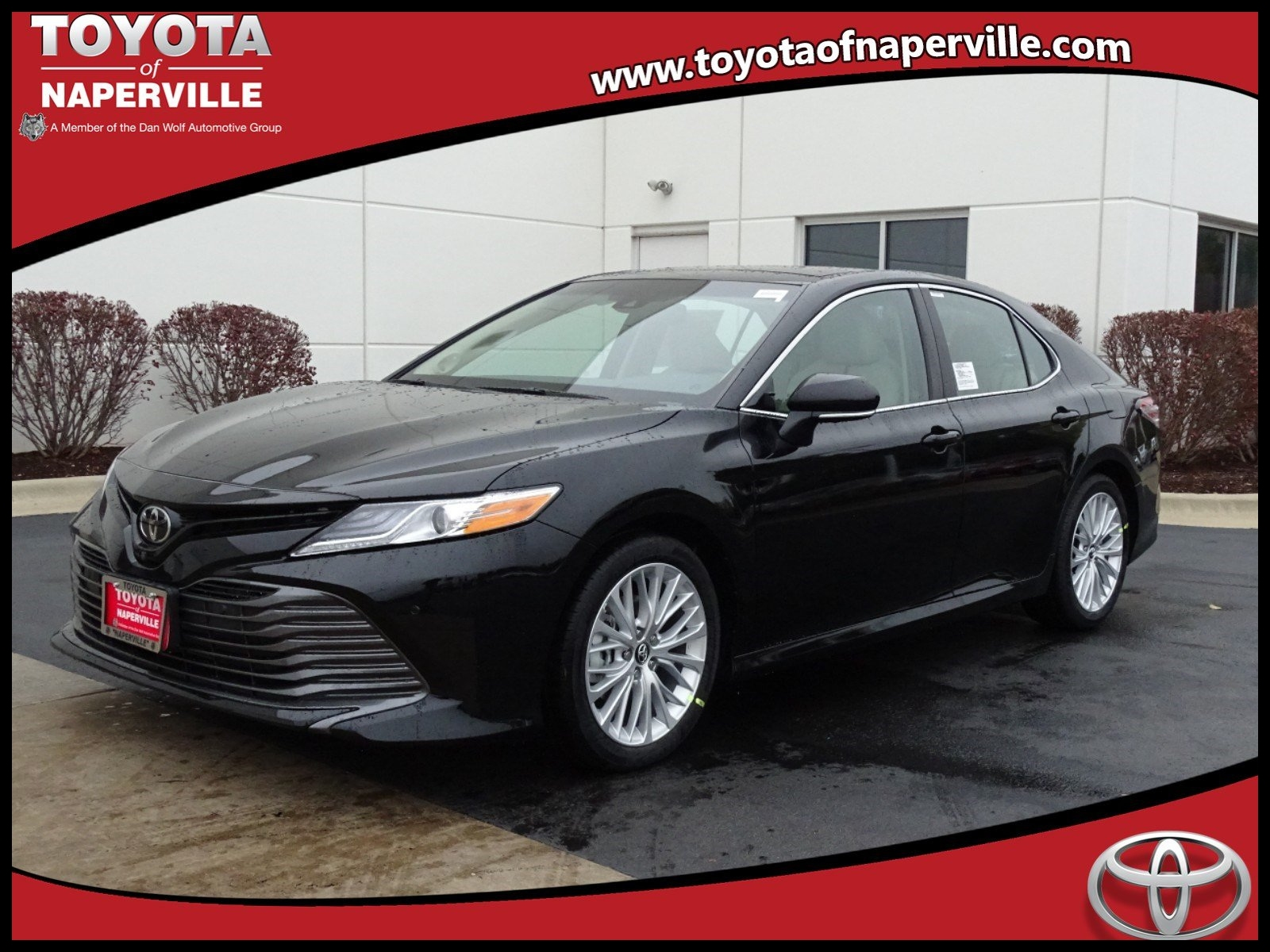 Top New 2018 toyota Camry Xle 4d Sedan In Naperville C Reviews