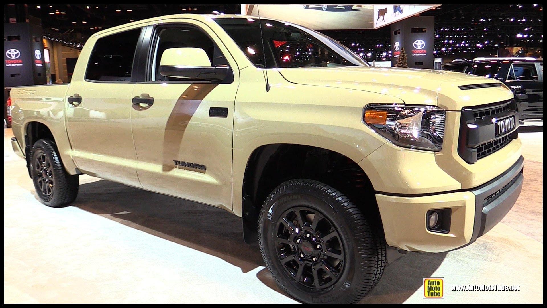 2018 toyota Tundra Trd Pro Colors New 2016 toyota Tundra Trd Pro Exterior and Interior Walkaround