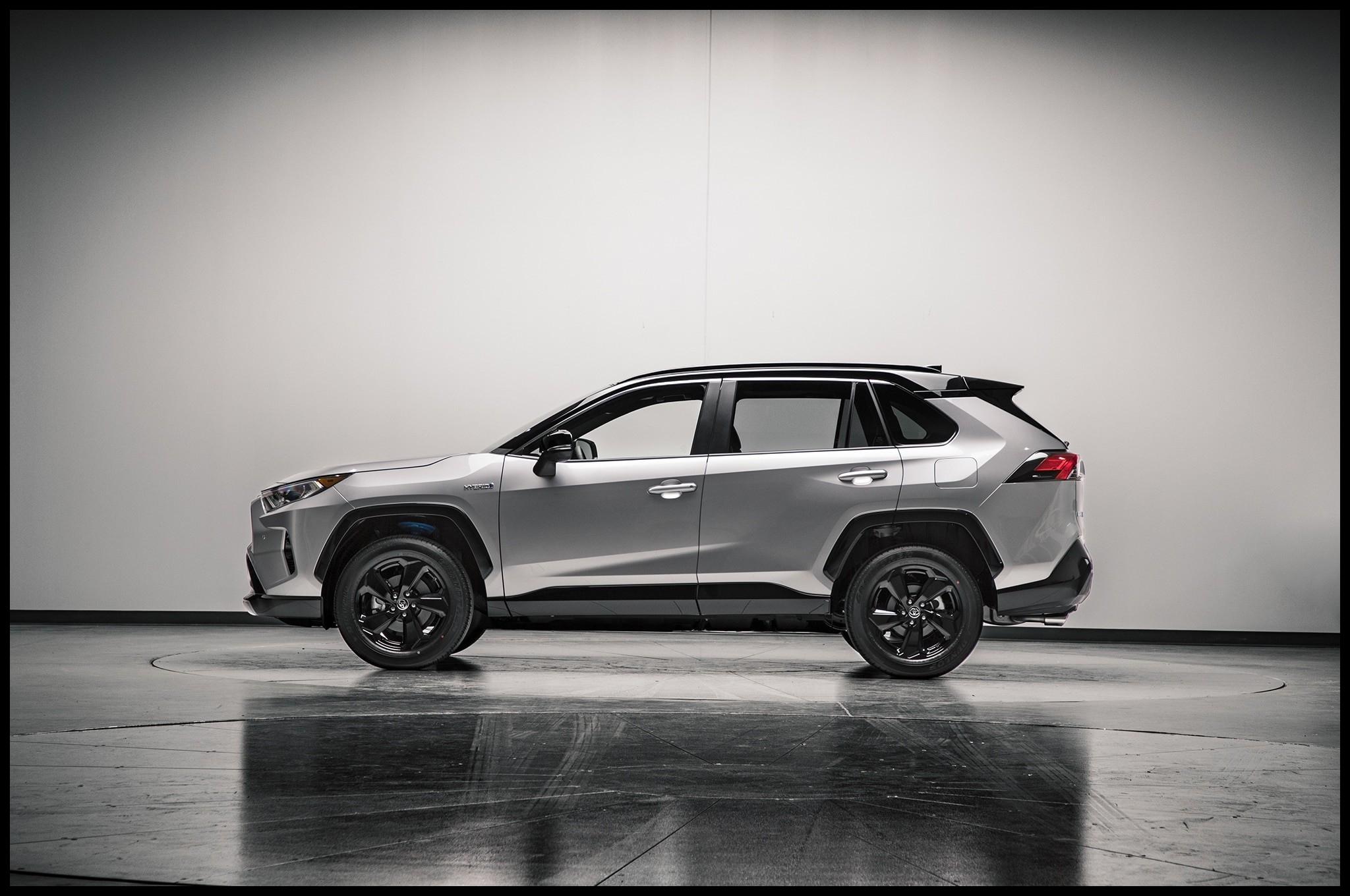2019 toyota Hybrid Rav4 Unique Luxury 2019 toyota Rav4 Hybrid Mileage