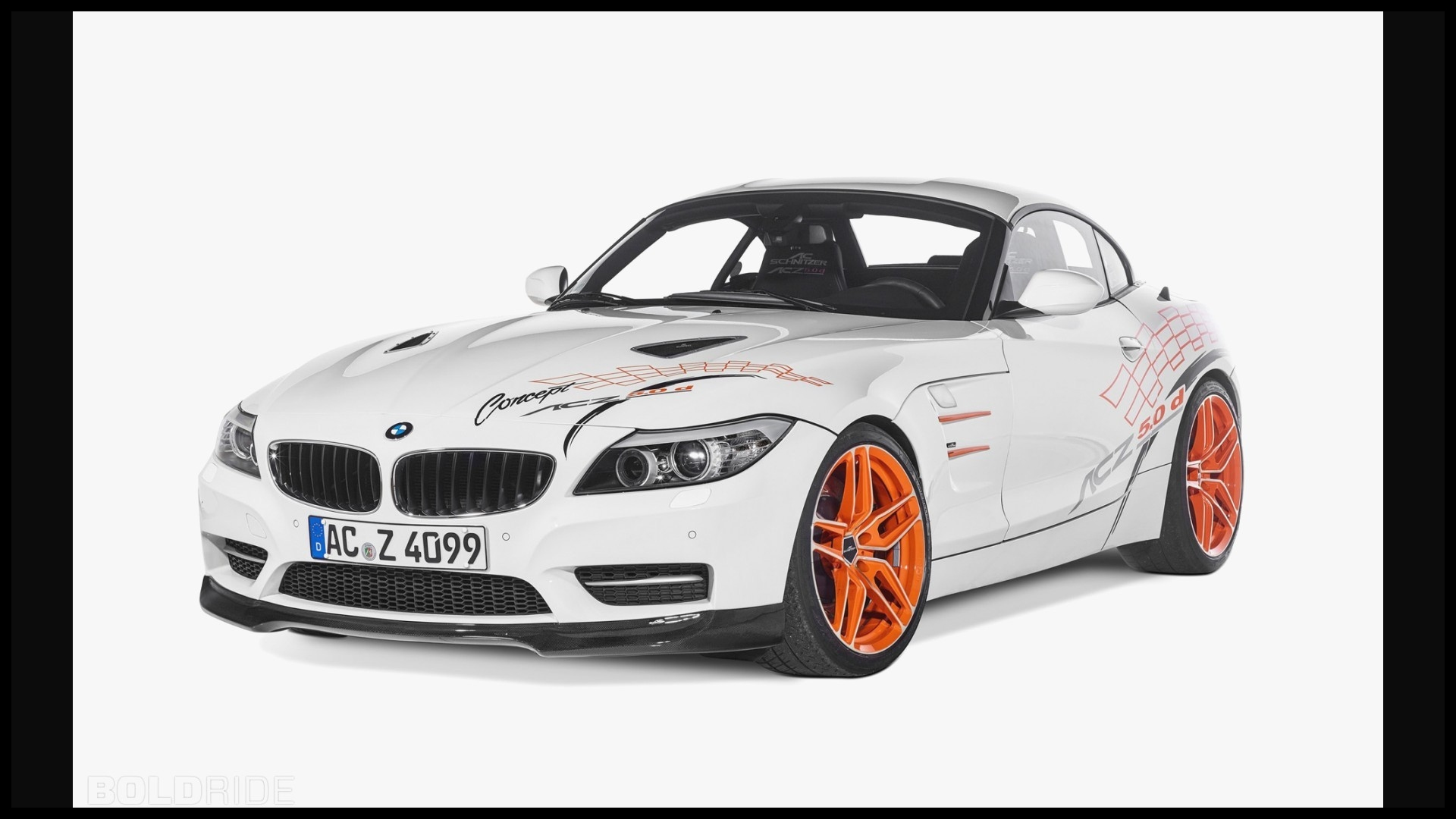 Bmw Car New Elegant Ac Schnitzer Bmw Z4 Acz4 5 0d Car Wallpaper Hd