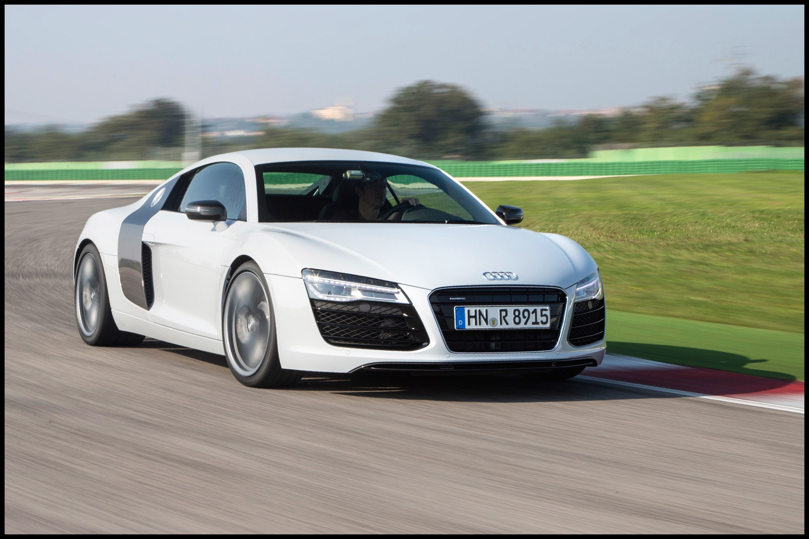 The 2014 R8 is one of the last in a great generation Audi
