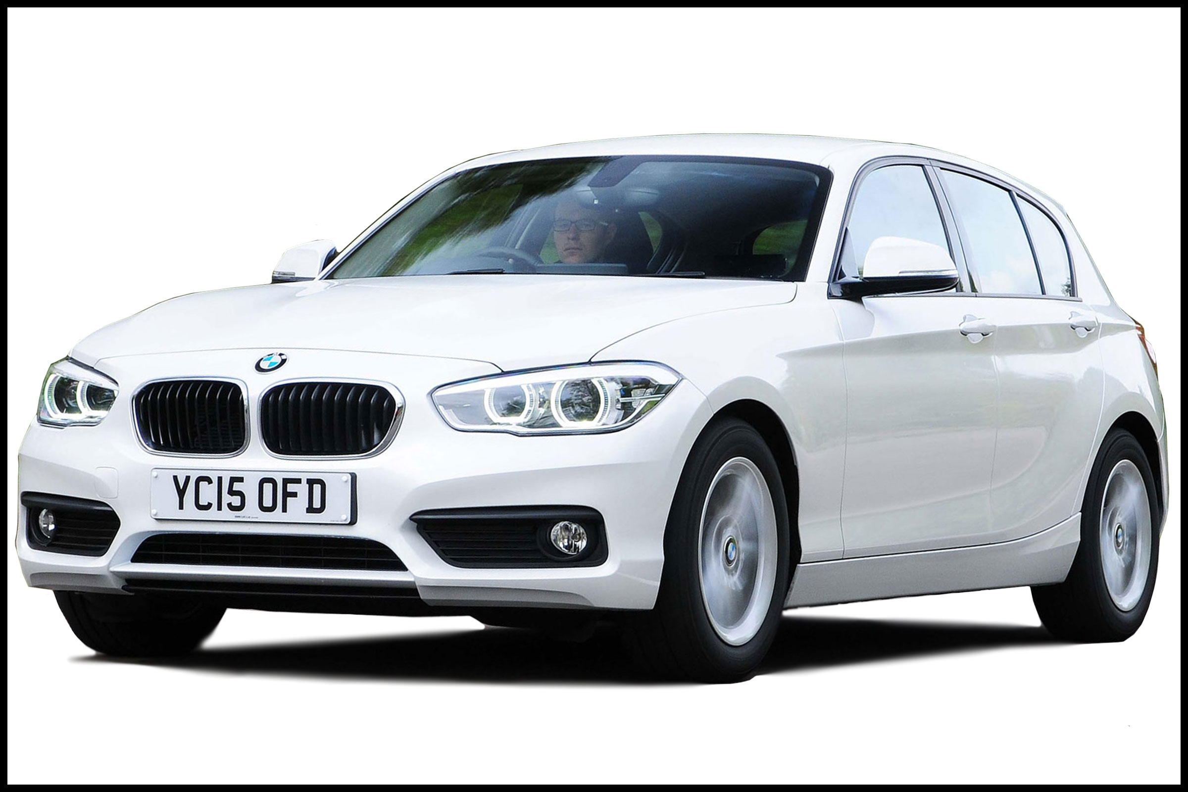 BMW 1 Series hatchback owner reviews MPG problems reliability performance