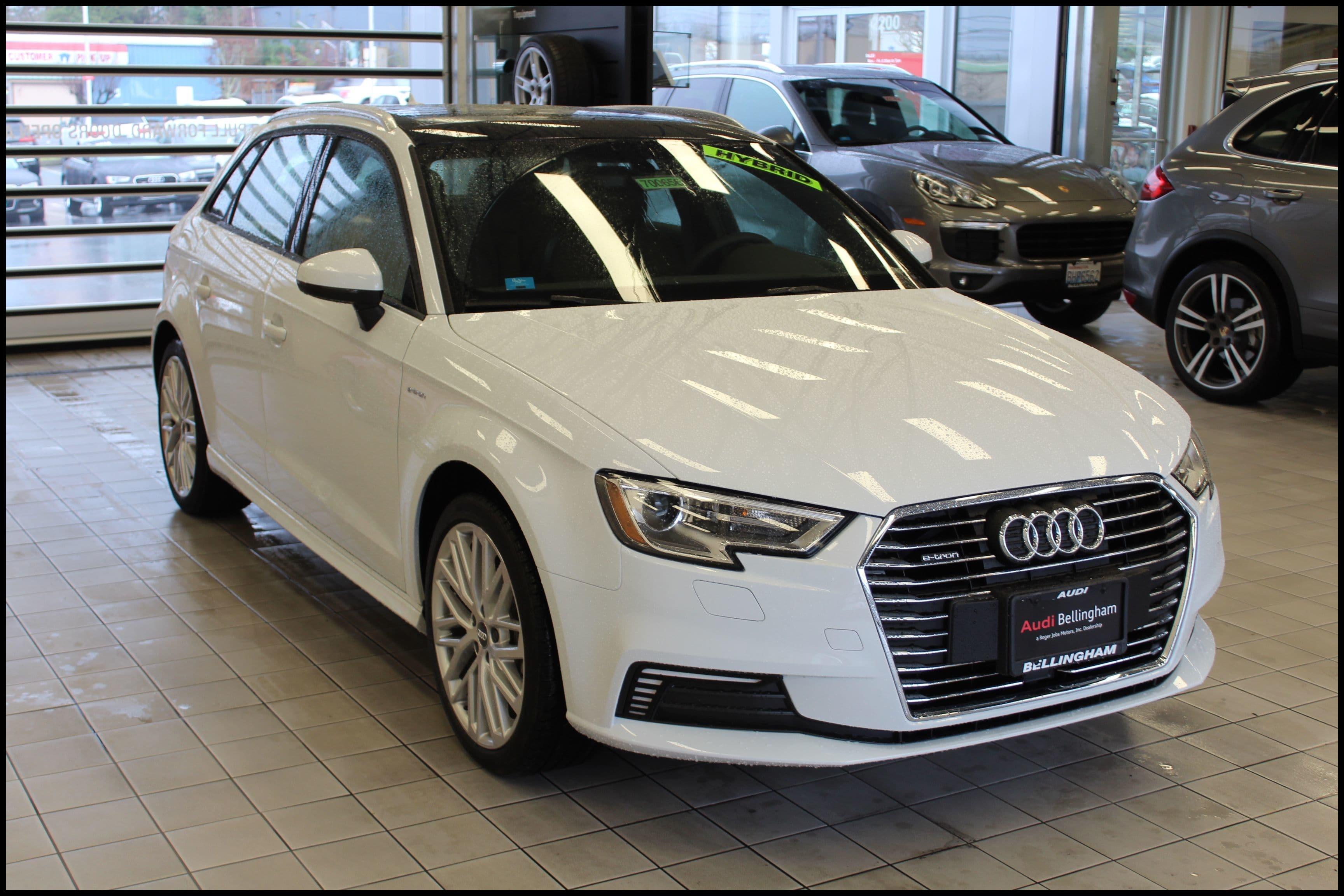 New 2018 Audi A3 e tron For Sale Lease Bellingham WA