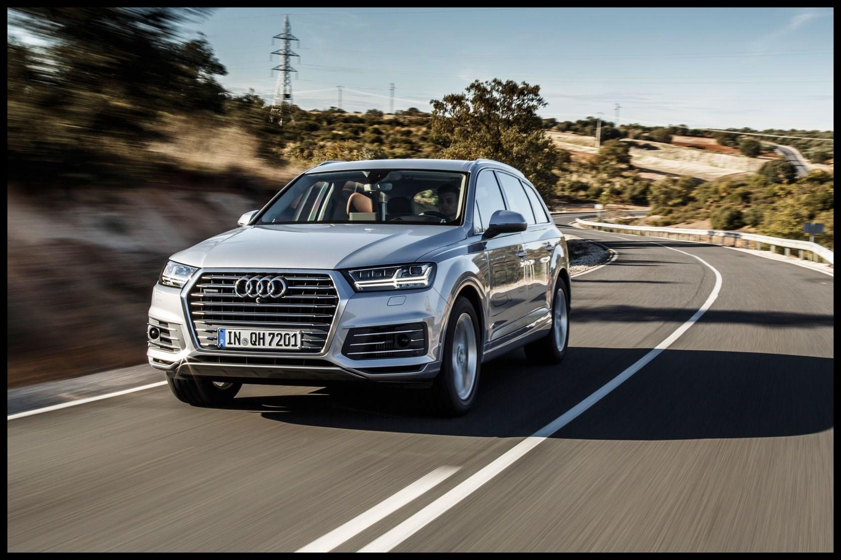 Audi Q7 e tron