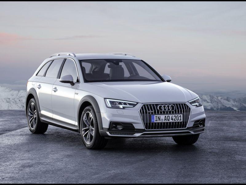 Audi A4 Premium Plus Vs Prestige 2017