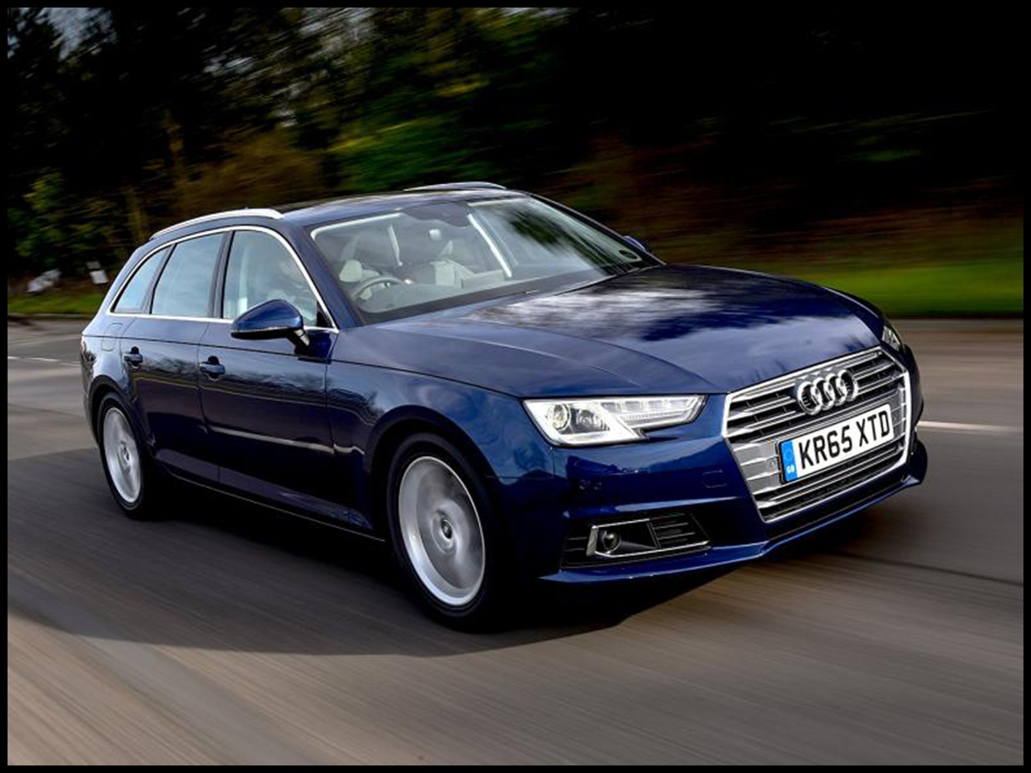 Audi A4 Avant 2 0 TDI 150 Ultra Sport car review fering economy and style