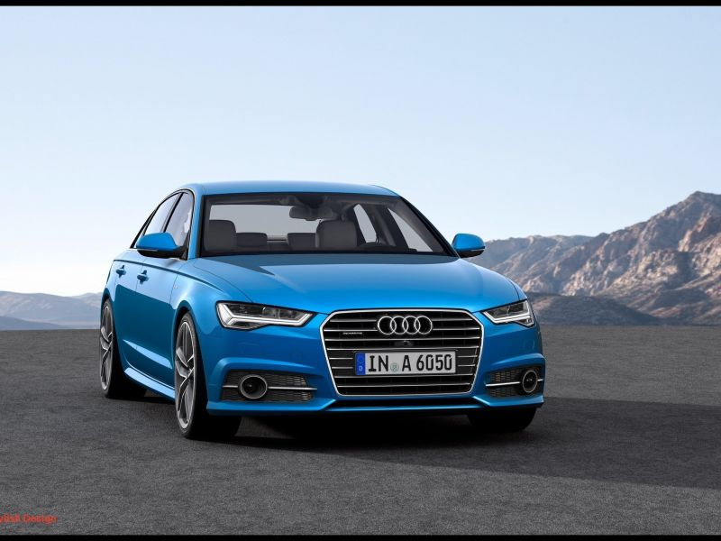 Audi A6 Manual