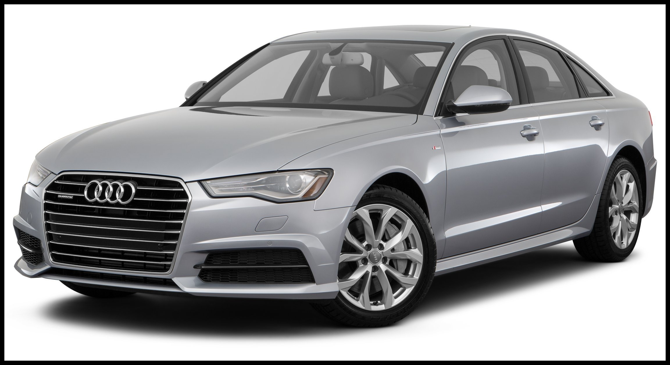 2018 Audi A6 Quattro Premium 2 0 TFSI quattro All Wheel Drive