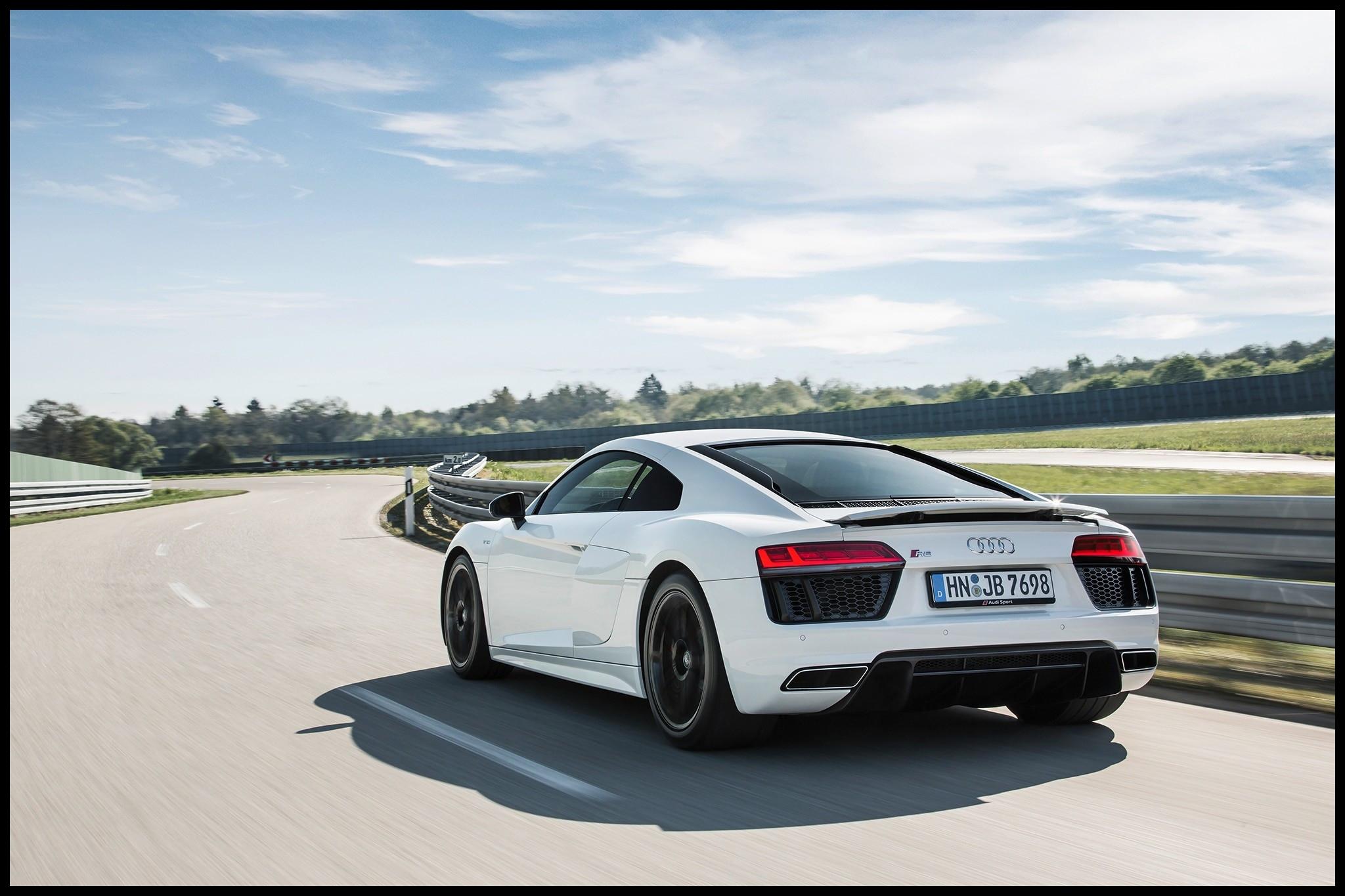 2019 Audi R8 2019 Audi R8 Convertible